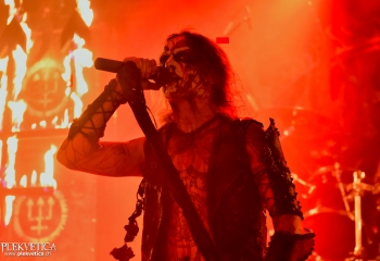 Watain - Photo by Nati