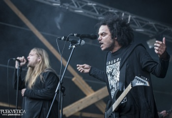 Zeal & Ardor - Photo By Dänu