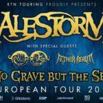 No Grave But The Sea Tour: Alestorm, Troldhaugen, Æther Realm