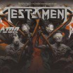 Testament, Annihilator, Death Angel