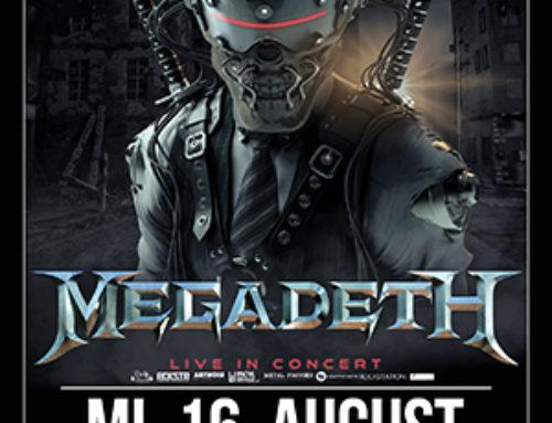 Z7 Summer Nights –  Megadeth – Pratteln – 16.08.2017