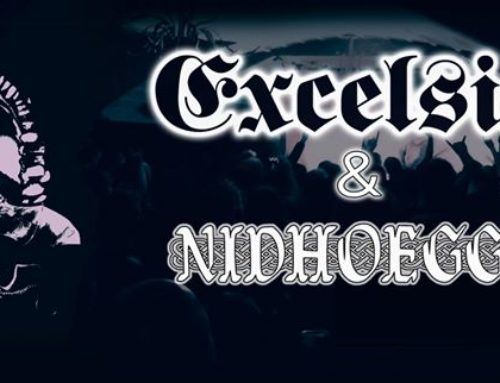 Excelsis & Nidhoeggr – MetalWeihnachten at Das O – 23.12.2017