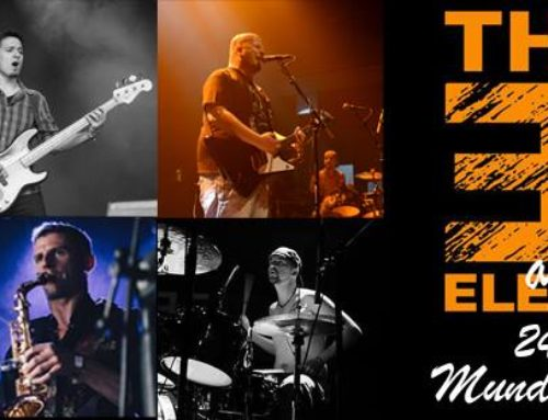 Three Elements and Friends live im Mundwerk! – 24.12.2017