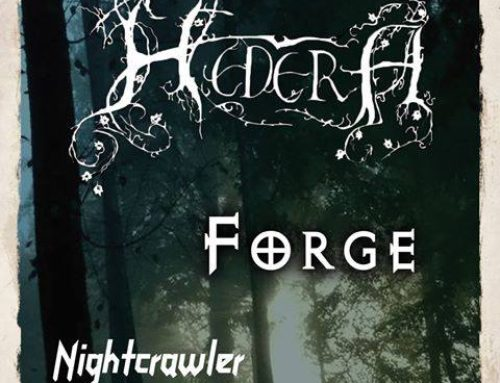 Hedera + Forge +  Nightcrawler – 20.01.2018