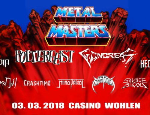 Preview: Swiss Metal Masters 2018