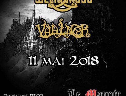 Welicoruss & Vaalnor – 11.05.2018