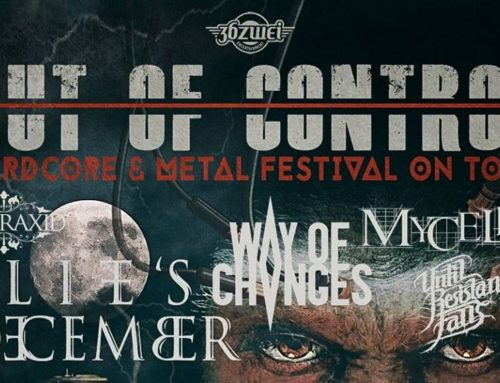 Out Of Control – 10.03.2018