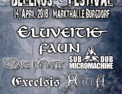 Belenus Festival – 14.04.2018
